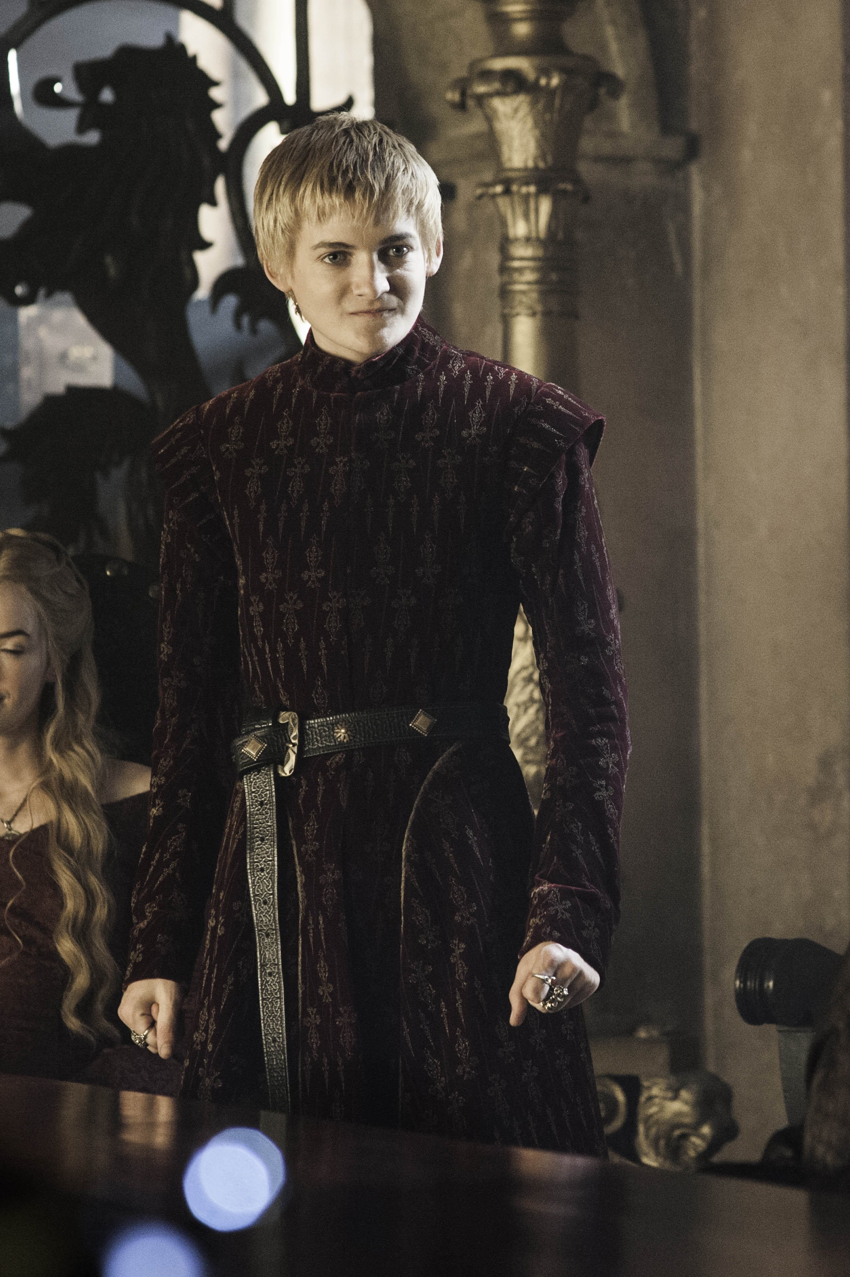 joffrey baratheon game of thrones wiki. Black Bedroom Furniture Sets. Home Design Ideas