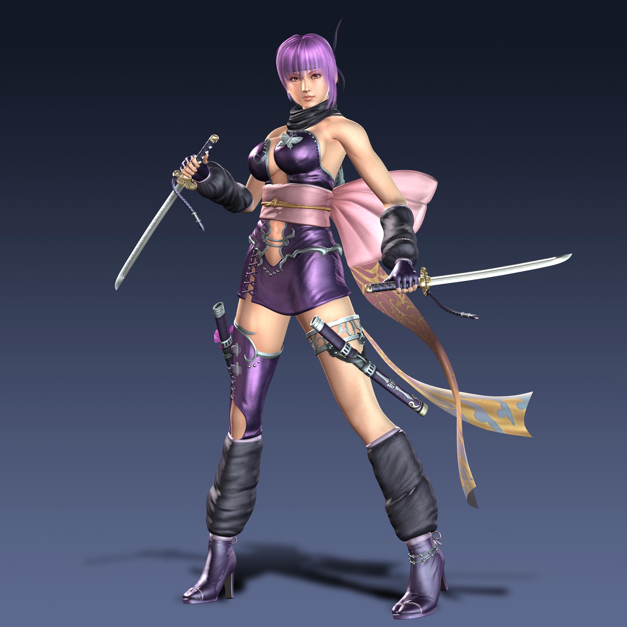Warriors Orochi 3 Psp Nicoblog: Request Models For XNALara (v2)