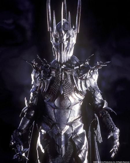 MBTI enneagram type of Sauron