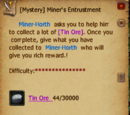 Miner's Entrustment