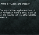 Atma of Cloak and Dagger