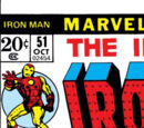 Iron Man Vol 1 51