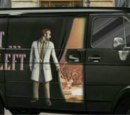 Krieger's Van