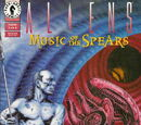 Aliens: Music of the Spears Vol 1 3