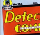 Detective Comics Vol 1 126