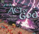 JLA: Act of God Vol 1
