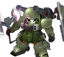 Slash Zaku Warrior