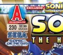 Archie Sonic the Hedgehog Issue 230
