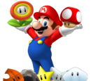 Mario's Power-Ups