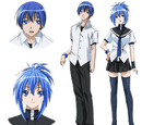 Kampfer Characters
