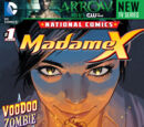 National Comics: Madame X Vol 1 1