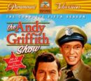 Season 5 The Andy Griffith Show
