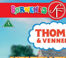 Thomas the Hero (Danish DVD)