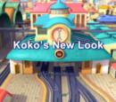 Koko's New Look