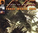 Aliens vs. Predator: Three World War Vol 1 3