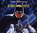 Batman &amp; Mr. Freeze: SubZero