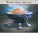 Items:Testronius Powder