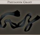 Items:Pseudonym Grant