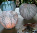 Meganhassler/Fabulous Fabric Lanterns for Summer
