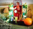 Dia de los Muertos Matchbox Shrine