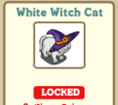 White Witch Cat