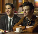 Kurt-Blaine Relationship