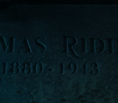 Thomas Riddle