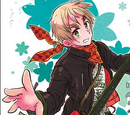 Hetalia: Axis Powers Character CD Vol.4- UK