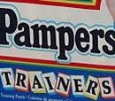 Pampers Trainers