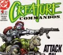 Creature Commandos Vol 1