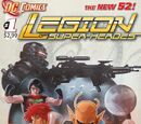 Legion of Super-Heroes: Hostile World