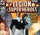 Legion of Super-Heroes/Covers