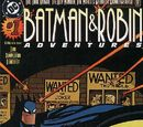 Batman &amp; Robin Adventures Vol 1 1
