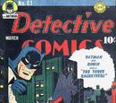 Detective Comics Vol 1 61
