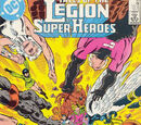 Legion of Super-Heroes Vol 2 328