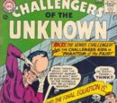 Challengers of the Unknown Vol 1 39