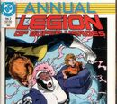 Legion of Super-Heroes Annual Vol 3 2