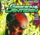 Green Lantern Vol 5