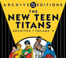 New Teen Titans Archives Vol 1 2