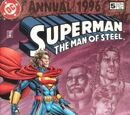 Superman: Man of Steel Annual Vol 1 5