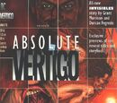 Absolute Vertigo Vol 1 1