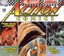 Action Comics Annual Vol 1 10