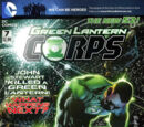 Green Lantern Corps Vol 3 7