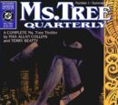 Ms. Tree Quarterly Vol 1 1