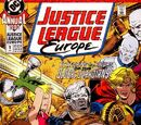 Justice League Europe Annual Vol 1
