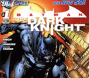 Batman: The Dark Knight/Covers