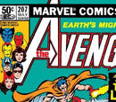 Avengers Vol 1 207