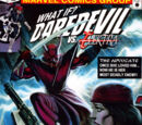 What If? Daredevil Vs. Elektra Vol 1 1