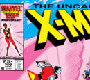 Uncanny X-Men Vol 1 208