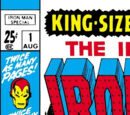 Iron Man Annual Vol 1